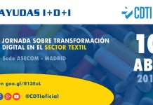 Evento transformación digital en el sector textil