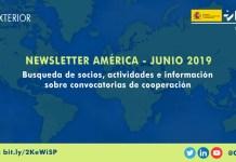 Newsletter América junio 2019