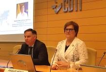 Presentación Secretaria de Estado CDTI