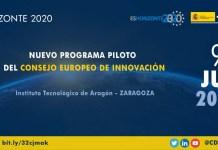 Presentación EICpilot Zaragoza
