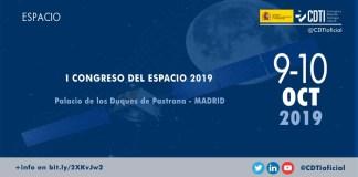 Congreso del Espacio 2019