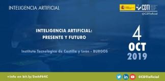 jornada inteligencia artificial Burgos