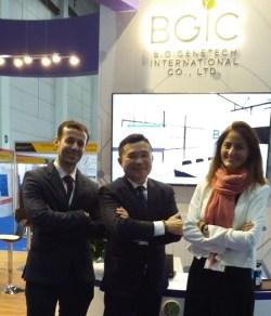 CDTI en Bioinvestment 2019 en Tailandia