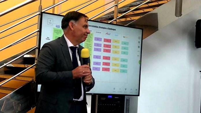 Javier Ponce, DG del CDTI
