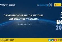 jornada sector aeroespacial españa- francia en getafe