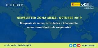 newsletter octubre 2019 zona mena