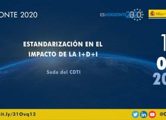 estandarización en el impacto de los proyectos de I+D+i