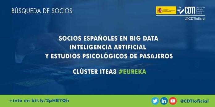 búsqueda de socios eureka
