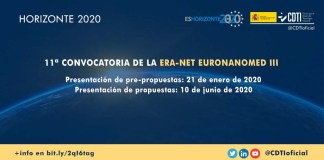 convocatoria era-net euronanomed