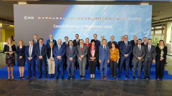 Consejo Ministerial de la ESA