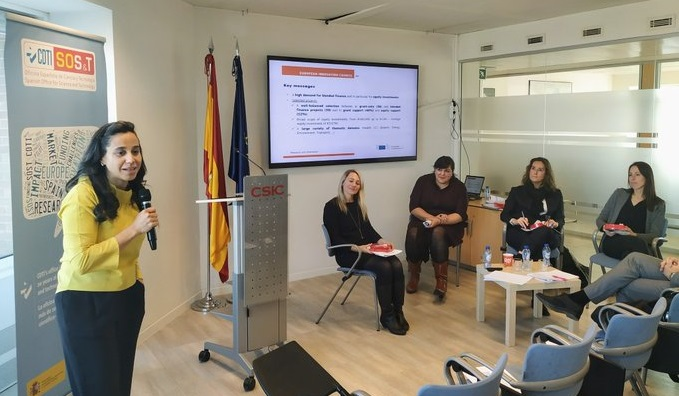 conclusiones EIC Accelerator SOST