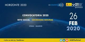 retosocial-sociedades-seguras convocatoria 2020