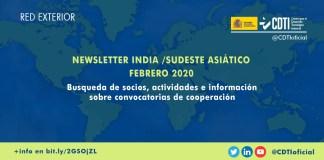 Newsletter India Sudeste Asiatico