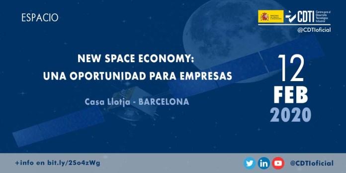jornada new space economy en barcelona