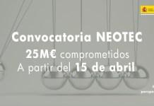 convocatoria neotec