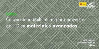 convocatoria eureka materiales avanzados