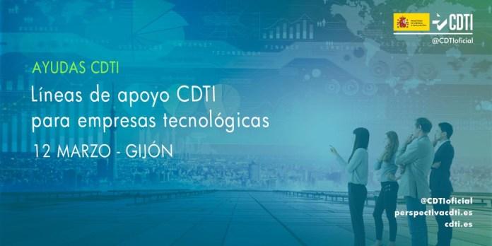 presentación ayudas cdti gijon