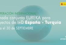 llamada eureka españa turquia