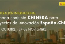 convocatoria chineka 2020