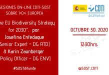 sesión SOST biodiversidad 30 octubre