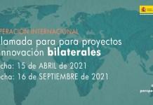 llamada proyectos CDTI bilaterales