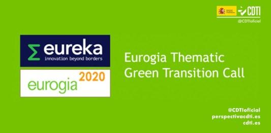 llamada cluster eurogia green transition