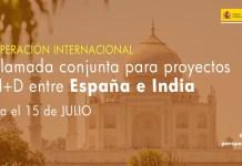 8ª llamada de cooperación tecnológica entre España e India