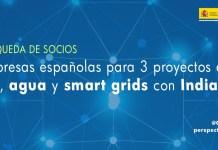 búsqueda de socios esmpresa española en TIC, agua o smart grids con India