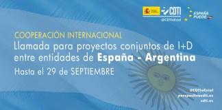 convocatoria españa argentina