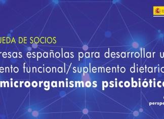 búsqueda socios alimento microorganismos psicobióticos