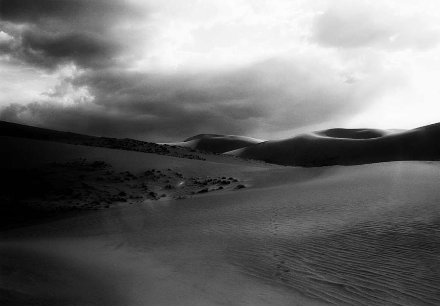 Over the Next Dune