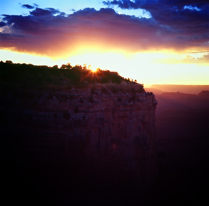 Canyon Sunset