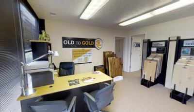 Old to Gold |  Virtual Showroom 3D Model
