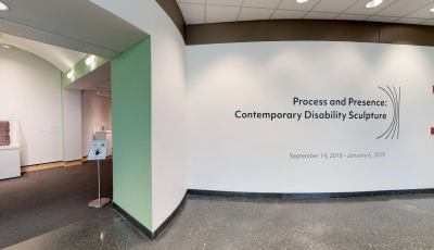 Process and Presence: Contemporary Disability Sculpture 3D Model
