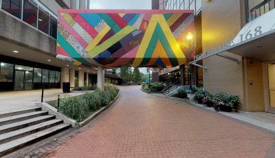 Kaleidoscopic @ GR Downtown Skywalks | Amanda Browder 3D Model