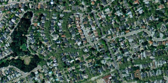 Piedmont, California (enclave of Oakland)