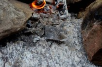 Extraction of chert by fire setting in the Melsvik mesolithic quarries in Northern Norway