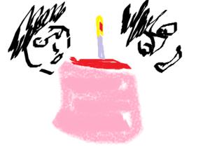creepy celebration