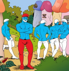 alessio-slonimisky-smurf-tom-of-finland