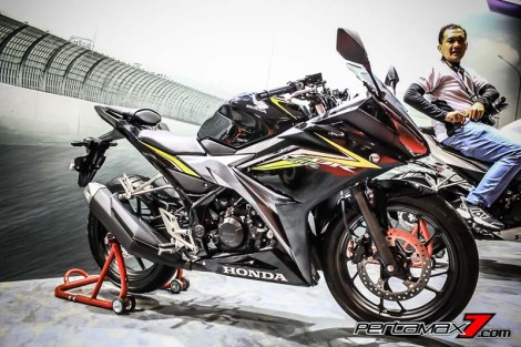 Gallery Launching All New Honda CBR150R 2016 di Sentul 12 Pertamax7.com