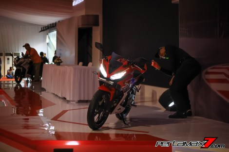 Gallery Launching All New Honda CBR150R 2016 di Sentul 25 Pertamax7.com