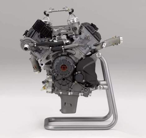 engine Honda RC213V-S V4