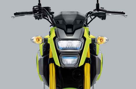 headlamp led All New Honda MSX 125 GROM 2016 pertamax7.com