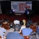 Career Talk Show PT Yamaha Indonesia Motor Manufacturing di Universitas Indonesia