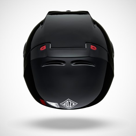Gallery Foto Helm VOZZ_Black_back