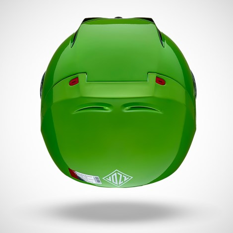 Gallery Foto Helm VOZZ_Green_back
