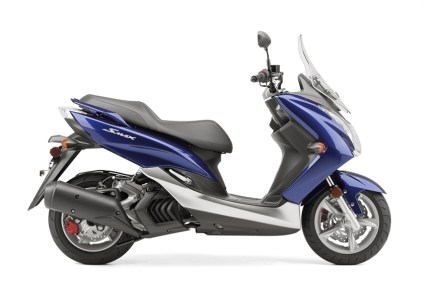2015 Yamaha SMAX 155 Ultramarine Blue USA