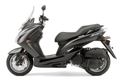 2016 Yamaha SMAX 155 Gun Metal Gray USA