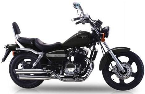 Benelli Patagonian Eagle 250CC Motor Cruiser 2 Cylinder  foto Benelli Motor Indonesia