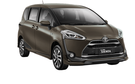 Warna Toyota Sienta quartz brown